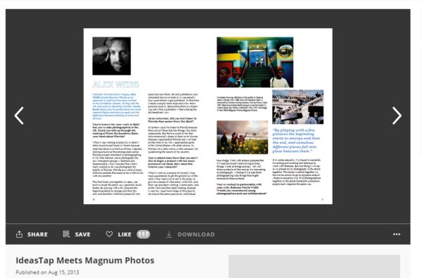 Jezelf verliezen in fotoboeken en fotomagazines
