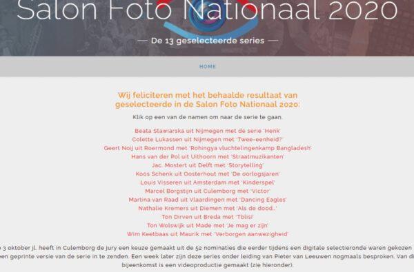 Salon Foto Nationaal
